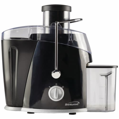 Brentwood JC-452B 2-Speed Juice Extractor Perspective: front