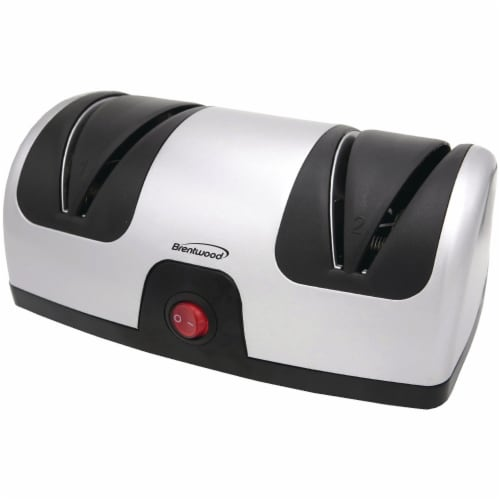 Brentwood TS-1001 Electric Knife Sharpener Perspective: front