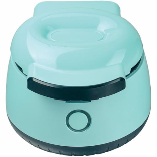 Brentwood Appliances TS-1401BL 750 watt Waffle Bowl Maker, Blue Perspective: front