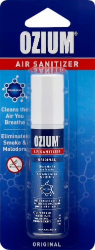 Ozium Fresh Air Sanitizer Perspective: front