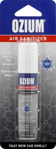 Ozium Air Sanitizer Perspective: front