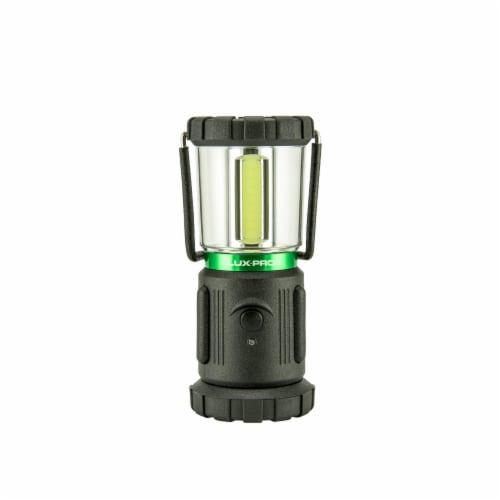 Lux-Pro LED Mini Lantern - Black Perspective: front