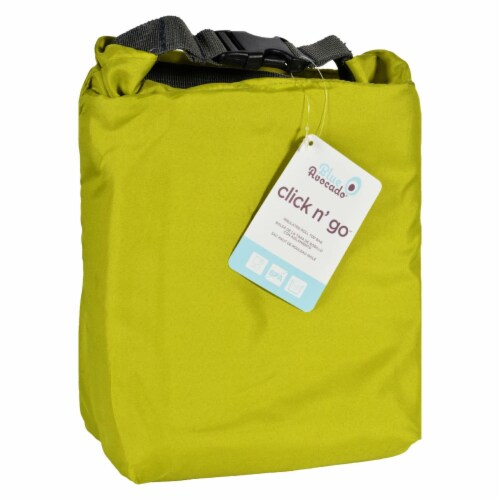 Blue Avocado - Bag - Click N Go - Green - 1 Count Perspective: front