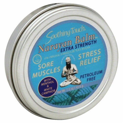 Soothing Touch Narayan Balm Extra Strength Perspective: front