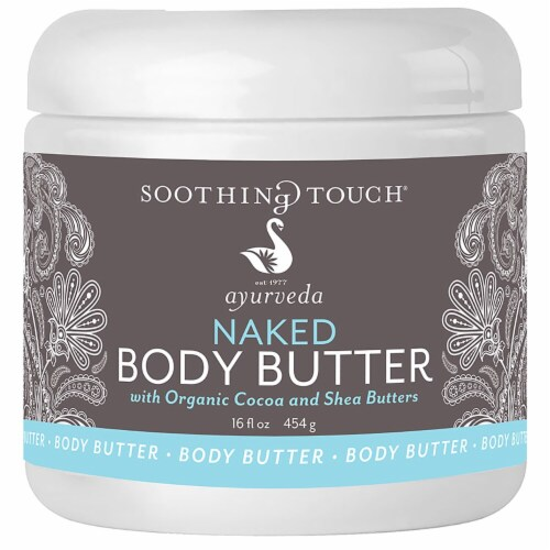 Soothing Touch Ayurveda Naked Body Butter Perspective: front