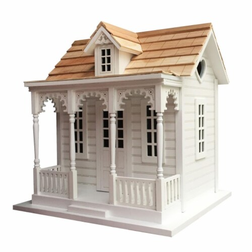 Home Bazaar HB-9524 Orchard Cottage Birdhouse Perspective: front
