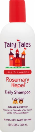 Fairy Tales Rosemary Repel Lice Prevention Shampoo Perspective: front