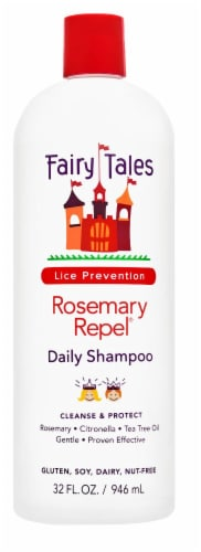 Fairy Tales  Rosemary Repel® Shampoo Perspective: front