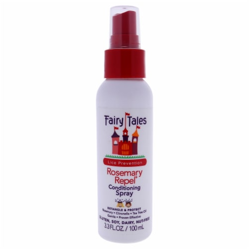 Fairy Tales Lice Prevention Rosemary Repel Conditioning Spray Perspective: front