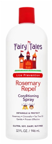 Fairy Tales  Rosemary Repel® Leave-In Conditioning Spray Perspective: front