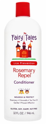 Fairy Tales  Rosemary Repel® Creme Conditioner Perspective: front