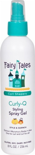 Fairy Tales  Curly-Q Styling Spray Gel Perspective: front