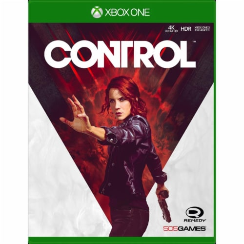 505 Games 812872019611 Control Xbox One Game Perspective: front