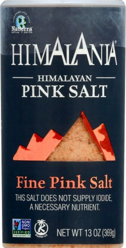 Himalania Himalayan Pink Salt Perspective: front