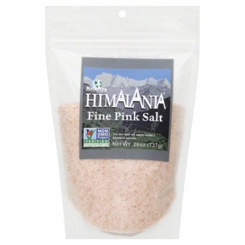 Himalania Fine Pink Salt Perspective: front