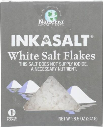 Natierra Inkasalt White Salt Flakes Perspective: front