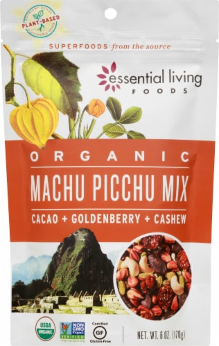 Essential Living Foods Organic Machu Picchu Mix Perspective: front