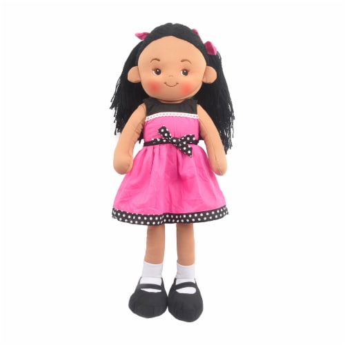 Linzy Toys Freya Doll - Pink Perspective: front