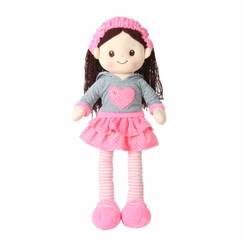 Linzy Toys Sofia Doll - Light Pink Perspective: front