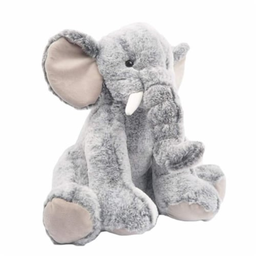 Linzy Toys Gumpy Elephant Plush Perspective: front