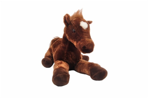 Linzy Toys Lucky Horse Plush Perspective: front
