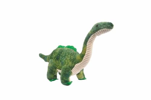 "20"" Brachiosaurus Dinosaur Perspective: front"