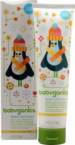 Babyganics Diaper Rash Cream Perspective: front