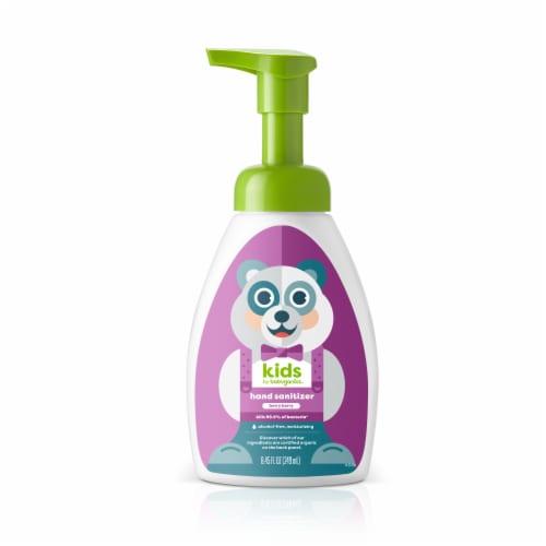 Babyganics Kids Berry Berry Hand Sanitizer Perspective: front
