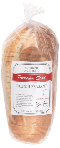 Essential Baking Co. Paris French Peasant Bread Perspective: front