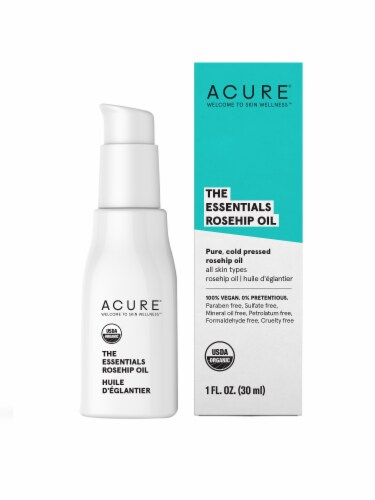 Acure The Essentials Rosehip Oil Perspective: front