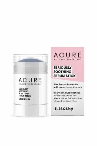 Acure Seriously Soothing Serum Stick Perspective: front