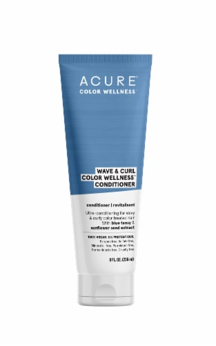 Acure Wave & Curl Color Wellness Conditioner Perspective: front