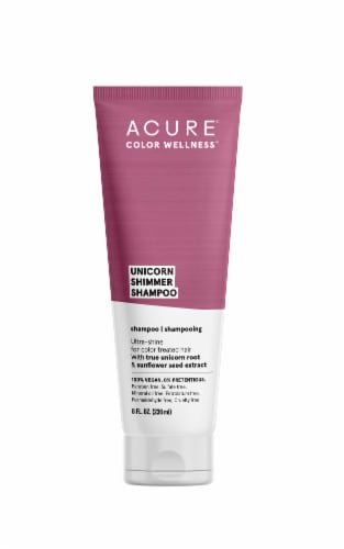 Acure Unicorn Shimmer Shampoo Perspective: front