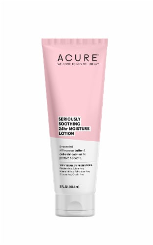 Acure Seriously Soothing 24hr Moisture Lotion Perspective: front