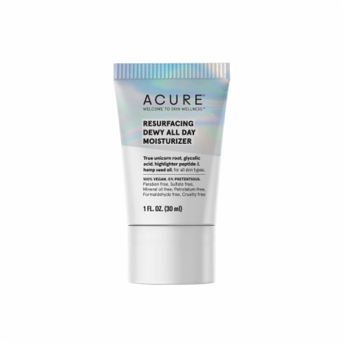 Acure Resurfacing Dewy All Day Moisturizer Perspective: front