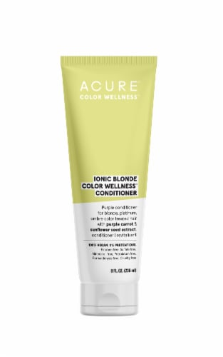 Acure Ionic Blonde Conditioner Perspective: front