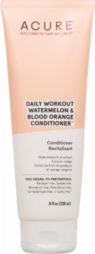 Acure Daily Workout Watermelon Conditioner Perspective: front
