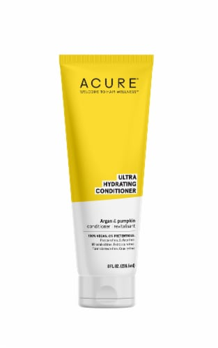 Acure Argan and Pumpkin Ultra Hydrating Conditioner Perspective: front