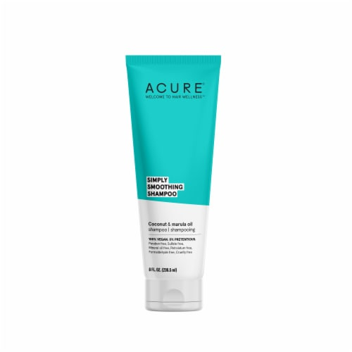 Acure Coconut & Marula Oil Simply Smoothing Shampoo Perspective: front