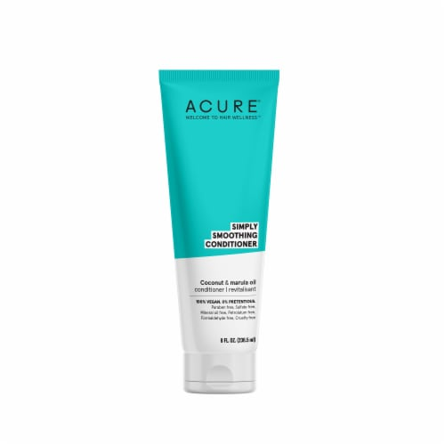 Acure Coconut & Marula Oil Simply Smoothing Conditioner Perspective: front