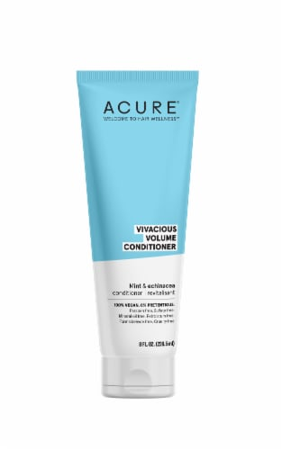 Acure Mint and Echinacea Vivacious Volume Conditioner Perspective: front