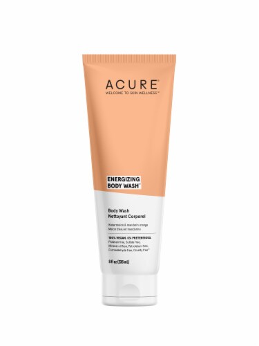 Acure Energizing Body Wash Perspective: front