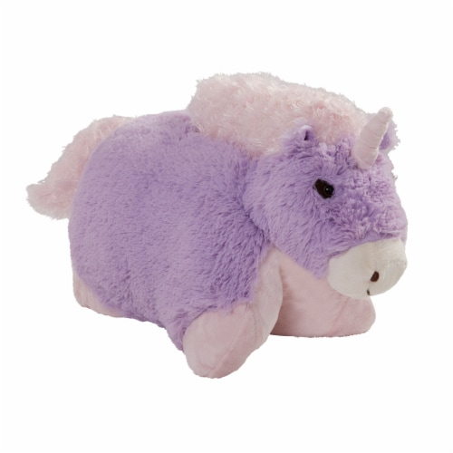 Pillow Pets Magical Unicorn Plush Toy Perspective: front