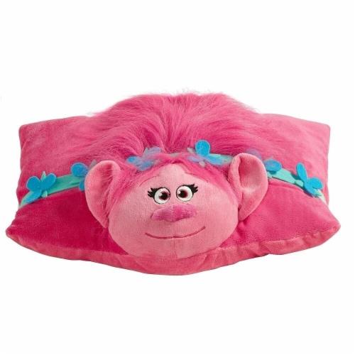 CJ Trolls Poppy Pillow Pet Perspective: front