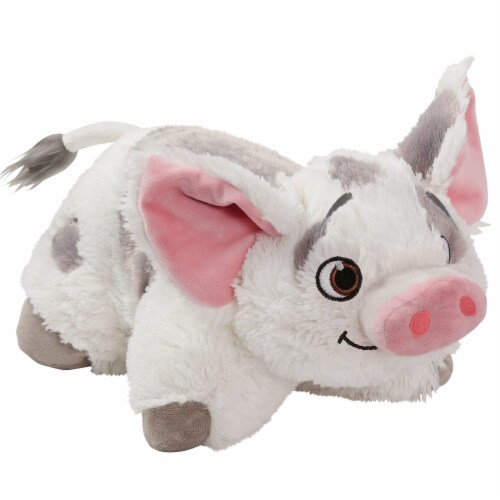 Pillow Pets Disney Moana Pua Plush Toy Perspective: front