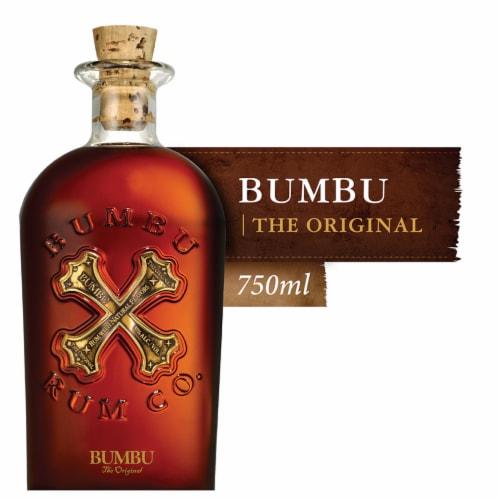 Bumbu Original Rum Perspective: front
