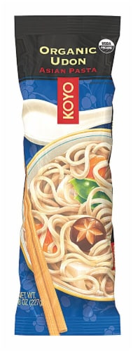 Koyo Organic Udon Perspective: front