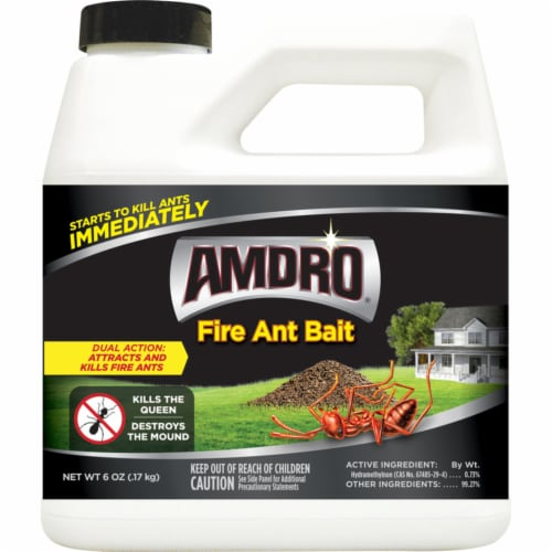 Amdro 6 oz. Ready To Use Granules Fire Ant Killer 100099058 Perspective: front