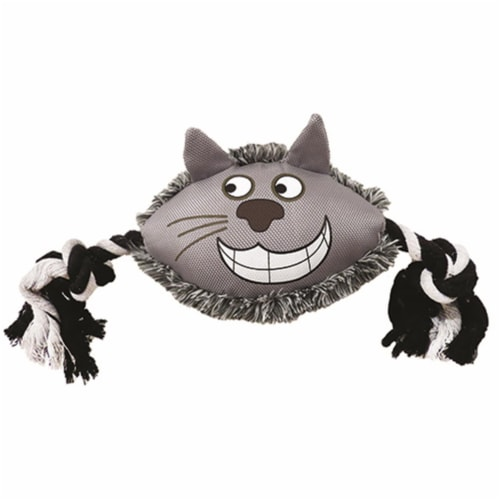 Schoochie Pet 551 Cathy Cat Plush Toys, 6.5 in. Perspective: front