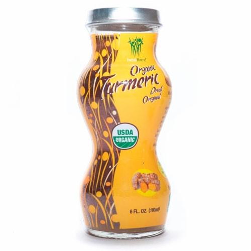 Healthee Original Organic Turmeric Drink Perspective: front
